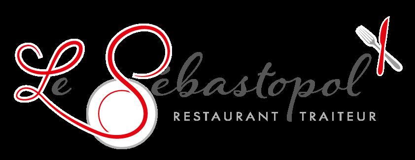 logo du restaurant Le Sébastopol créé par Solution 404